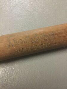 "Vintage 31"" Wright & Ditson Boys League Baseball Bat As Found"