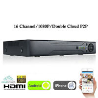 New XVR 16CH Channel CCTV Video Recorder 1080P Hybrid NVR AHD TVI CVI DVR 5-in-1