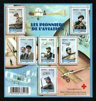 Bloc Feuillet 2010 N°F4504 Timbres France Neufs - Les Pionniers de l'Aviation