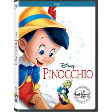 Pinocchio (DVD, 2017) Disney New comes with Outer Slipcover Sealed Free shipping