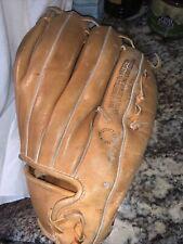 Vintage Regent Softball Glove Selected Top grain Cowhide Lefty B2