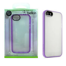 New in Box Belkin Grip Candy Sheer Case for iPhone SE/5/5s