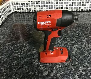 Hilti SID 4-A22  impact driver bare tool only