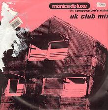 MONICA DE LUXE - The DE temperatura Levantamiento - C.T. 02 discos