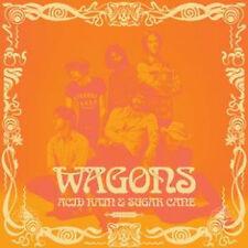 Wagons - Acid Rain & Sugar Cane Vinyl LP NEW