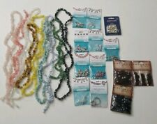 Large Lot Natural Stone Chips/Jewelry Making Supplies/Swarovski Components NEW