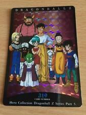 Carte Dragon Ball Z DBZ Hero Collection Part 3 #319 Prisme 1995 MADE IN JAPAN
