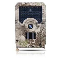Caméra Chasse Batterie Sans Fil Rechargeable 1080p Etanche 32Go Vision Nocturne