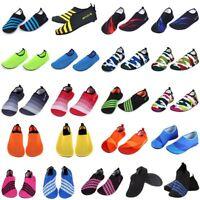 Men Women Water Skin Shoes A-qua Socks Diving Socks Wetsuit Non-slip Swim Beach