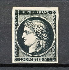 TRAA  001  FRANCE 1849 MLH SUPER B CERES MICH 3