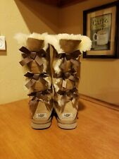 Ugg Bailey Bow Tall Boots Size 8