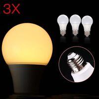 3pcs E27 15W 5730 SMD Warm White Light Voal LED Light Lamp Energy Saving Bulb AT
