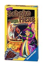 Ravensburger Mitbringspiel Schoko Hexe Kartenspiel