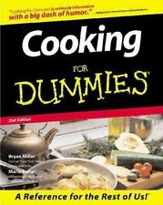 Cooking For Dummies (For Dummies (ComputerTech))
