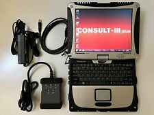 ORIGINAL Used CONSULT 3 III PLUS DIAGNOSTIC INTERFACE VI2 SCANNER SCAN TOOL