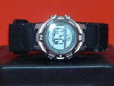 Pre-Owned Men's Purple & Grey Sports Digital Watch