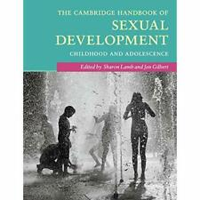 Cambridge Handbook Sexual Development Jen Gilbert Sharo… Paperback 9781316640777
