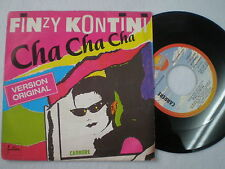 FINZY KONTINI Cha Cha Cha SPAIN PROM0 45 1985 Italo Disco