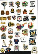 Padres Vintage Pin Choice San Diego MLB Gwynn Santiago Davis Joyner Greene Peavy