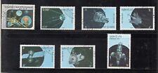 Laos Espacio Satelites comuniucaciones año 1984-88 (DQ-268)