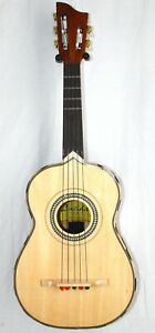 Lucida Vihuela Mariachi Mexican Guitar - Bad Tuner  #R8588