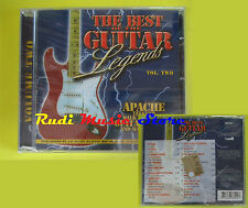 CD THE BEST OF THE GUITAR LEGENDS VOL 2 compilation 98 SIGILLATO MEEK SMITH(C2)