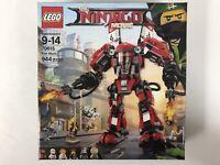 LEGO Ninjago Fire Mech 70615 - New Sealed