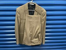 Zara Man Mens 1 Button Blazer Suit Size 44 Regular 34 x 30 Pants Excellent Cond.