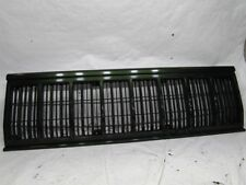 Jeep Cherokee XJ 84-01 pre-facelift 2.5 TD front grille + metallic green Excelle