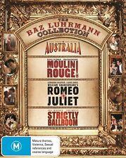 The Baz Luhrmann Collection (Blu-ray, 2012, 4-Disc Set)
