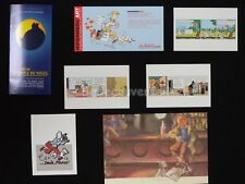 LOT HERGE ESTEVE FORT TINTIN Bar (301)