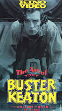 The Art of Buster Keaton, Boxed Set 3 (The General / College / Steamboat Bill Jr