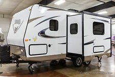 New 2018 Micro Lite 21DS Lightweight Slide Out Travel Trailer Camper For Sale