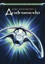 GENE RODDENBERRY'S ANDROMEDA: THE COMPLETE SERIES NEW DVD