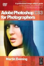 Adobe Photoshop CS3 for Photographers: A Professional Image Editor's Guide to ,