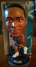 2009 JAMEER NELSON Big Heads #14 Bobble Head ORLANDO MAGIC 2009 LEGEND!!!