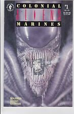 Aliens Colonial Marines #1 VF+ 8.5 1993 Dark Horse See My Store