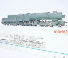 Marklin HO AC 1:87 DR BR-53 Big Boy MALLET WWII WAR STEAM LOCOMOTIVE MIB RARE!