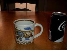 World War #1, BRITISH Biplane Fighters in Flight, Ceramic Coffee Cup / Mug, Vint