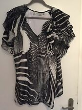 George Simonton Top For Ladies Size 2XL. New Without Tags
