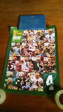 BRETT FAVRE GREEN BAY PACKERS 173 GAMES TRIBUTE NFL FOOTBALL 2002 SEASON POSTER