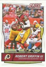 Robert Griffin III Score 2016 #322 - Flat Rate Combined Shipping!