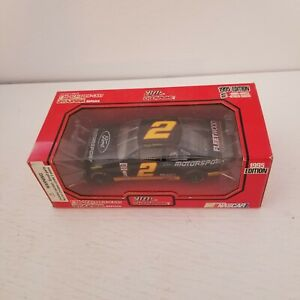 NASCAR Rusty Wallace Racing Champions 1:24 Diecast Race Car, New Sealed