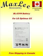 BL-53YH Battery for LG OptimusG3 VS985 F400 D850 D855