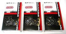 """18"""" Full Chisel Chains (3-Pack) for Echo CS-440EVL CS-520 CS-3600   20LPX072G(3)"""