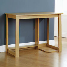 Oak Contemporary Desks & Home Office Furniture