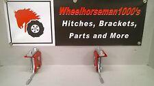 Toro  Wheel Horse hitch #104659  SNOW DOZER BLADE TILLER  BRACKET! W/O Setup Bar