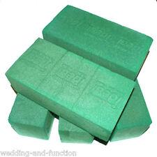 Floral Foam Oasis Premium Quality x 5 Full Blocks