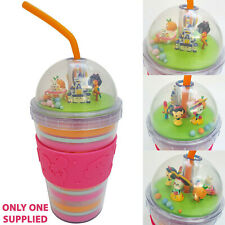 More details for disney parks store jerrod maruyama dome travel tumbler cup straw attraction ride