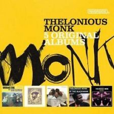 THELONIOUS MONK 5CD NEW Plays Duke/Unique/Brilliant Corners/Blackhawk/In Italy